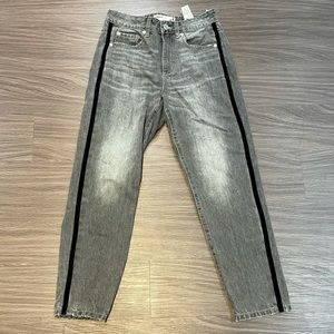 Black Garage CottonMom Jeans | Size 03